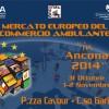 """""""In Ancona 2014″ Mercato Europeo del Commercio Ambulante"""