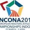 29 Marzo e il 3 Aprile 2016, Campionati Europei Atletica Master