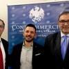 Giacomo Bramucci nuovo Presidente Confcommercio Marche Centrali