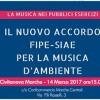 Il nuovo accordo FIPE-Siae per la musica d'ambiente