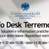 Info Desk Terremoto: il 22 maggio a Camerino