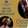 L'ABC del Gelato Artigianale con il Maestro Paolo Brunelli