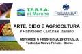 Arte, cibo e agricoltura – Il patrimonio culturale Italiano