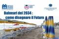 """""""BALNEARI DEL 2034, COME DISEGNARE IL FUTURO"""""""