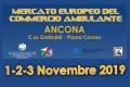 TORNA AD ANCONA IL MERCATO EUROPEO AMBULANTE 2019