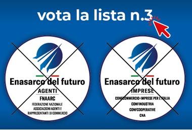ELEZIONI ENASARCO 2020